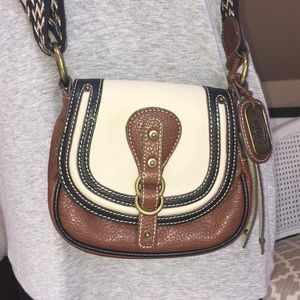 Nine West Vintage America Collection Crossbody Bag